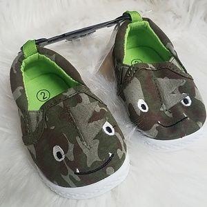 Dinosaur shoes